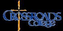Crossroads College logo